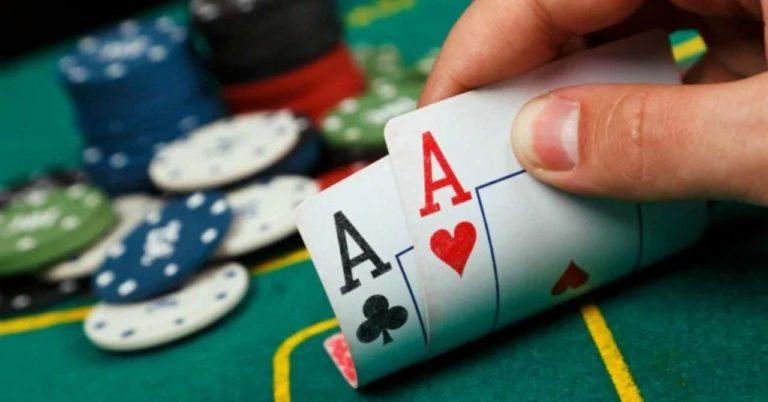 テキサスホールデムポーカーのルールを分かりやすく解説します!
